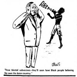 ABENG, la voix du Black Power en Jamaïque !