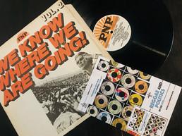 Reggae and politique... pre-orders.