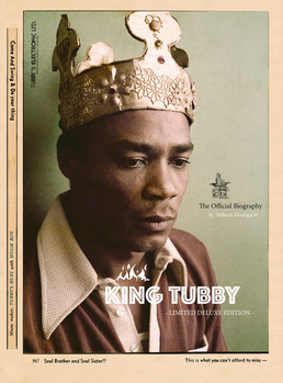 King Tubby Deluxe Limited Editions pre-orders NOW OPEN