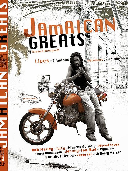 Jamaican Greats (Hard Copy)
