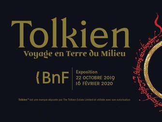 Tolkien à Paris: Voyage en Terre du Milieu