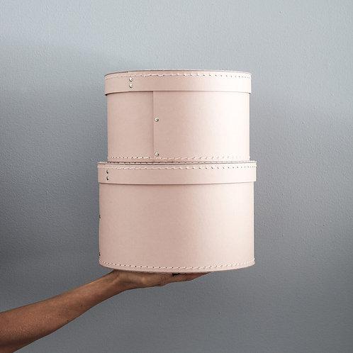 Round storage  box
