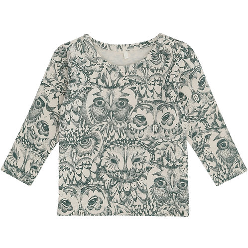 Sweater home owl ugler