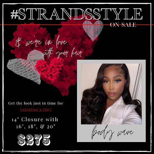 #StrandsStyle