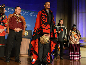 Obama Administration Pays $492 Million to Settle With Indian Tribes — But Ignores Claims of Black In