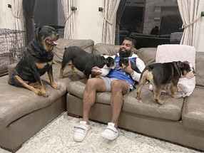 Ezekiel Elliott's New Lawsuit: NFLer's Dog Accused of ANOTHER Vicious Attack