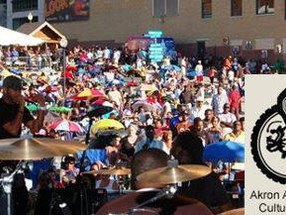 The 2016 Akron African Festival