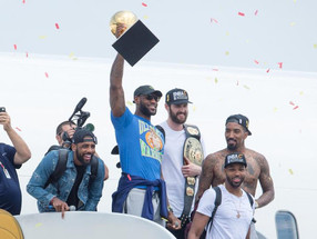City Of Akron Confirms Celebration For Lebron James At Lock 3