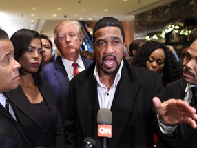 Why Are Black Ministers Inviting Trump to Their Churches?