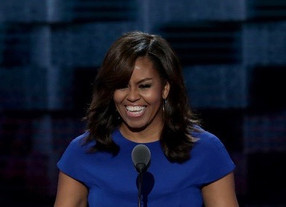 'When They Go Low, We Go High': Michelle Obama's Epic DNC Speech