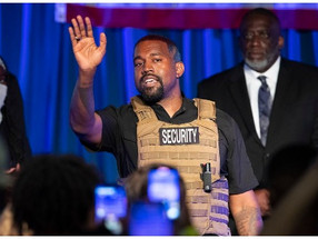 Kanye West Changes Mind About Being on Ballot in New Jersey