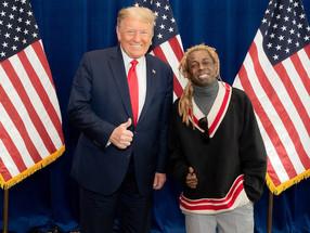 Trump and Lil Wayne Meeting = Lil Wayne Endorsement for Trump