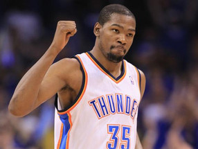 Kevin Durant Decides to Take His Talents to the Warriors