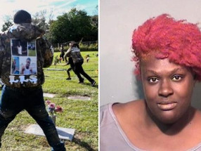 Lord Have Mercy! Mother of Black Teen Killed by Florida Deputy is Shot During Son's Burial