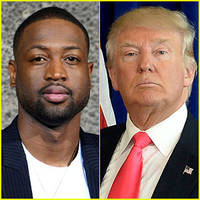 DWade's Cousin's Shooting Prompts Trump Tweet: 'African-Americans will VOTE TRUMP!'