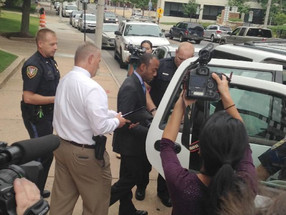 NAACP National President Cornell William Brooks Arrested After Sit-In with Youth