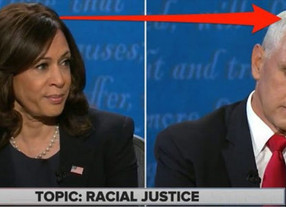 Harris and Pence Spar Over Economy and Race in VP Debate