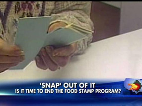 Food Stamp 'Fraud' Going Through The Roof...State Lawmaker And A Millionaire Caught!