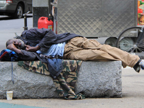 In More Than 70 Cities, It's Illegal To Feed The Homeless Because...