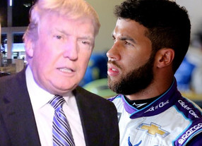 Trump Goes At Bubba Wallace Over Noose 'HOAX' & NASCAR for Banning Confederate Flag