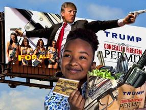 Donald Trump Effect: More Black Folks and Minorities Buying Guns
