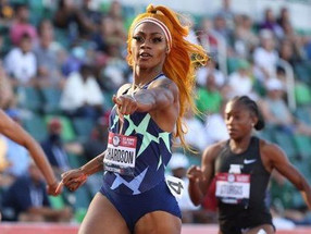 'Just Let Her Run!' The Sports World Shows Love/Support for Sha'Carri Richardson / VIDEO