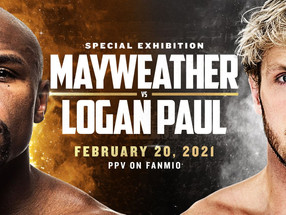 YouTuber Logan Paul and Floyd Mayweather Set for February Exhibition Match