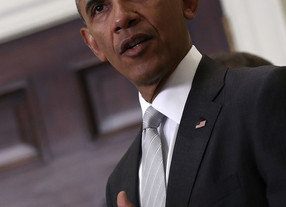 Obama: 'All Americans Should be Deeply Troubled' by Police Shootings of Alton Sterling & Philand