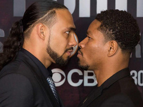 Shawn Porter vs Keith Thurman Saturday, June 25 (9 p.m. ET/6 p.m. PT): Telecast begins on CBS.