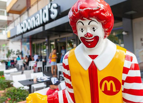 Big Mac Racism at McDonald's