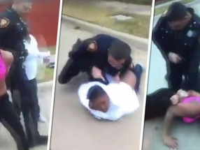 Black Mom Gets Arrested After Calling Police After a White Man Choked Her Son