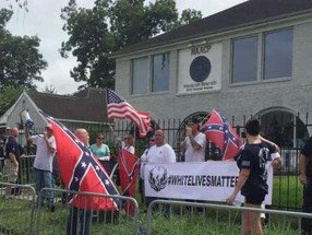 NAACP Responds to Houston Protest by Armed White Supremacists