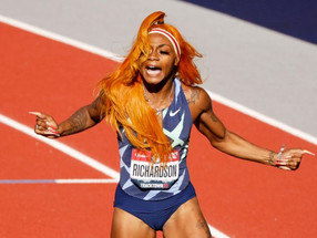 Sha'Carri Richardson Out of Olympic 100-meter Race After Testing Positive for Marijuana / VIDEO