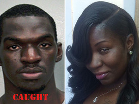 Caught! He Shot 'Baby-Mama' 13 Times … in Front of Her Kids