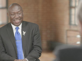 Ben Crump Does Not Take Death Threats Against Him for Granted