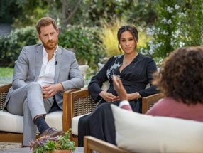 Gayle King Claims Meghan Markle Has 'Receipts' to Support Royal Racism Claims