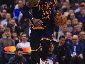 LEBRON JAMES AMONG CAVALIERS PLAYERS REFUSING TO STAY AT TRUMP HOTEL IN NY
