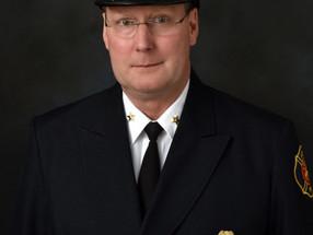 Akron Fire Chief Ed Hiltbrand Announces Retirement
