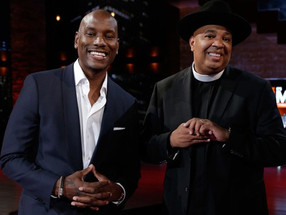 Oprah Tells Tyrese to 'Think Like A King' After Talk Show Gets Cancelled