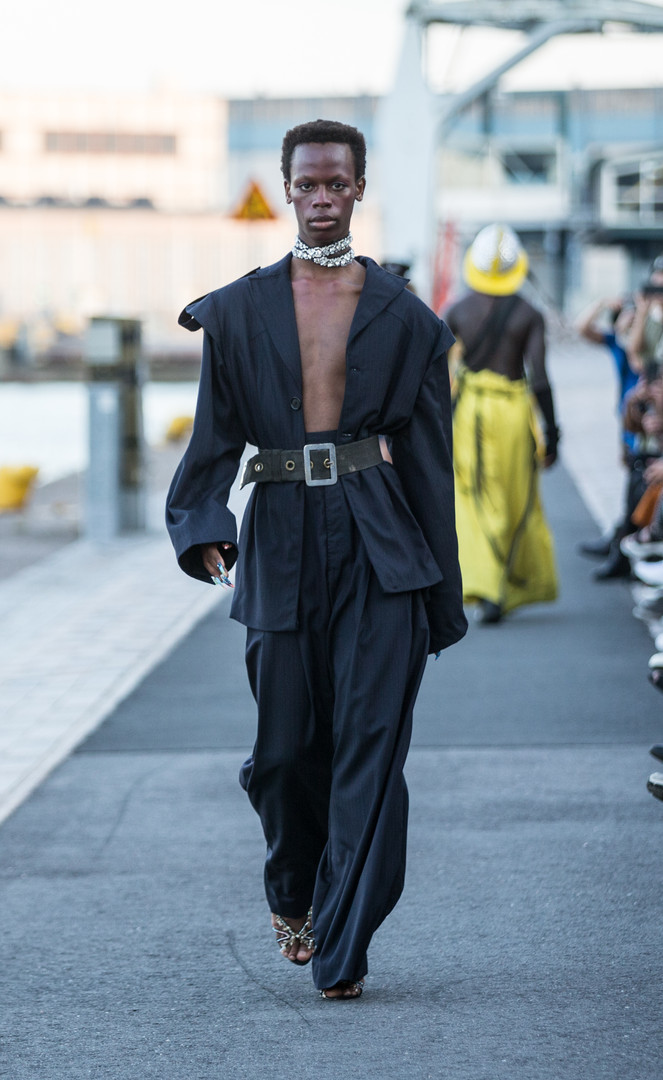 Fashion by Patrick McDowell
