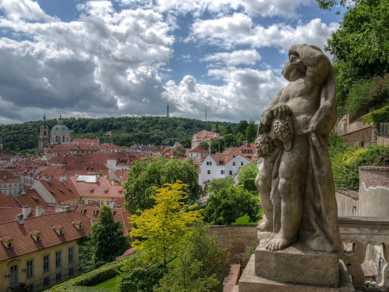 Prague Through the Lens of Igor Yermakov