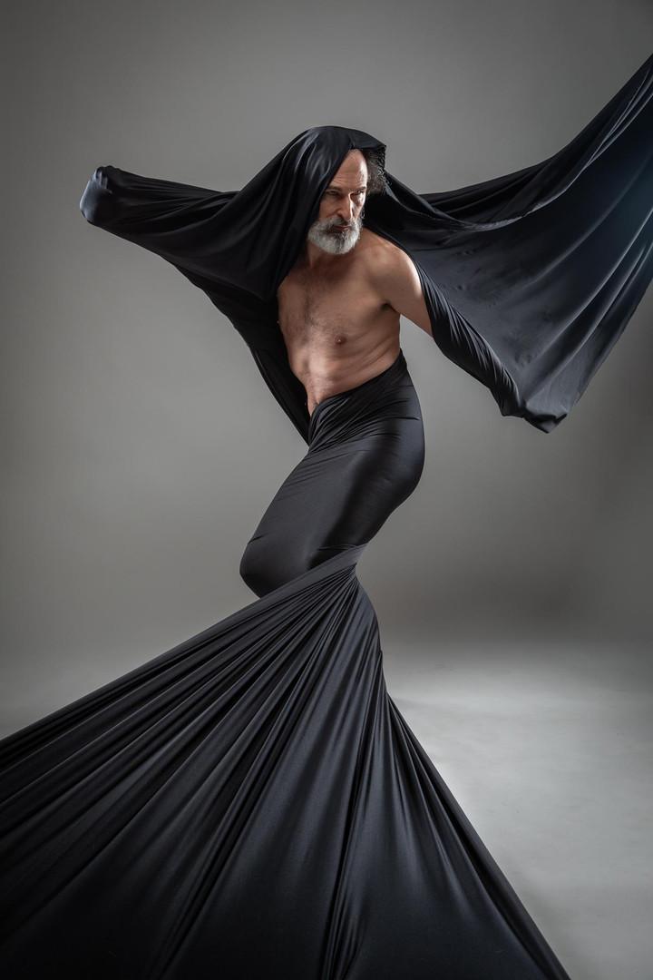 Model Marc Geller