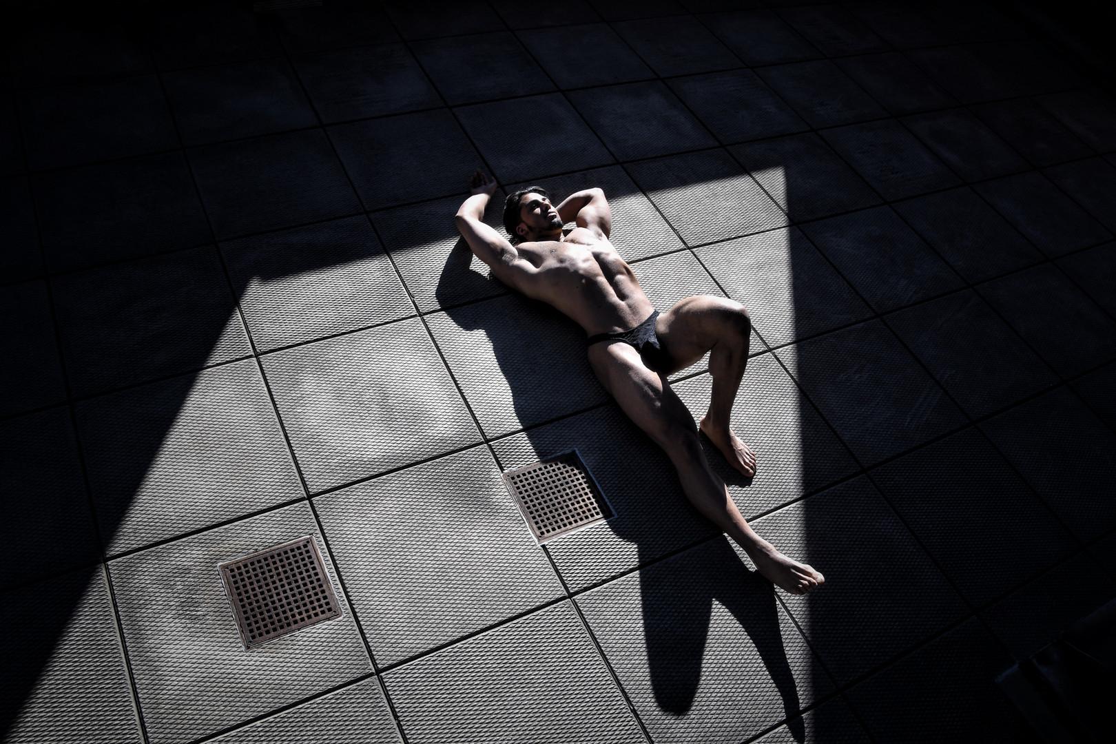 Model Brandon L Bennet