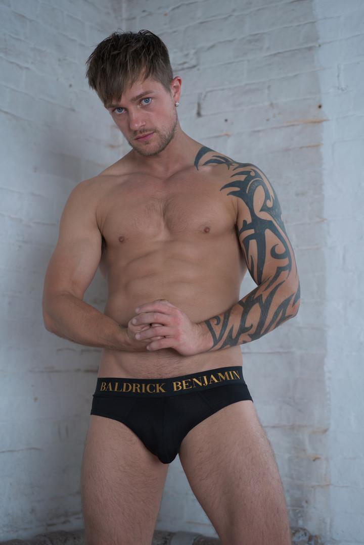 Model Oliver Spedding
