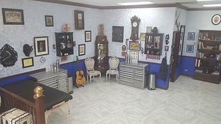 Interior of The Vagabond Tattoo Co.