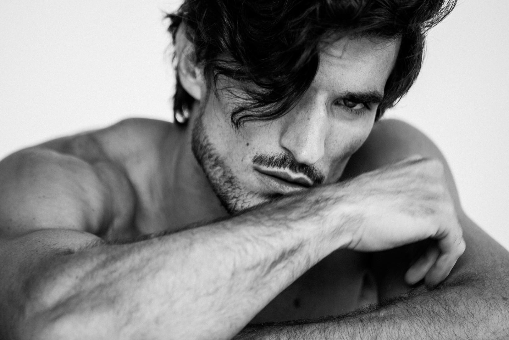 Model Davide Garruti