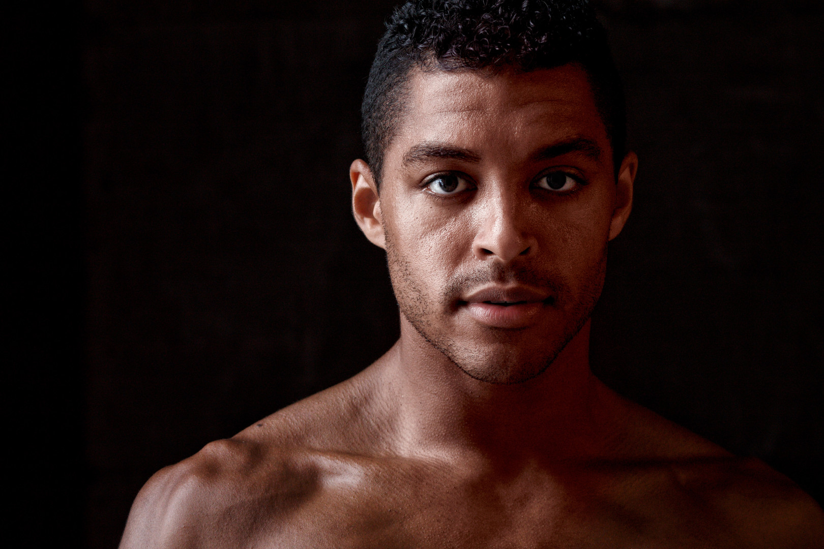 Model Nathaniel Hunt