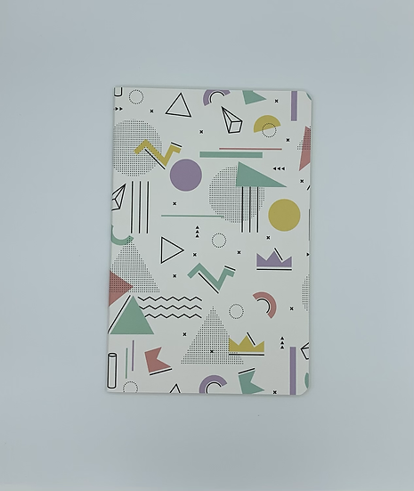 Caderno formas geométricas