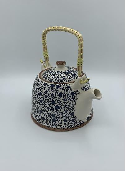 Chaleira, bule de cerâmica