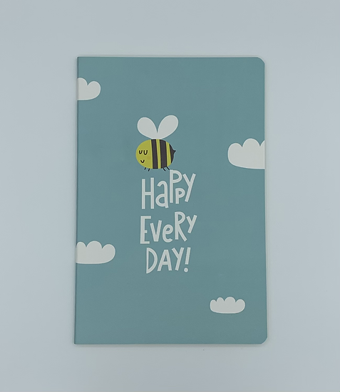Caderno Happy Every Day